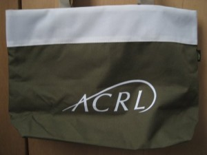 ACRL2009 Conference Bag